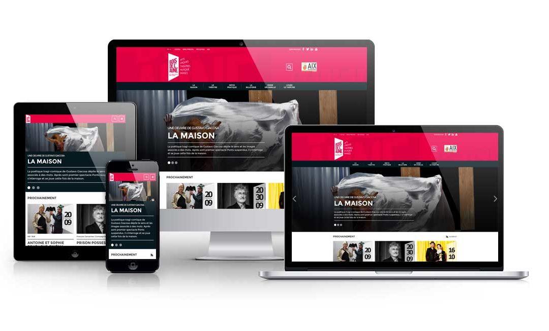 Site internet du Bois de l'Aune